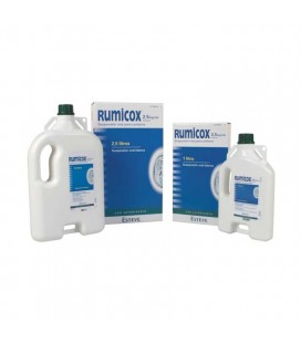 RUMICOX 2.5 mg/ml Suspensión Oral Corderos