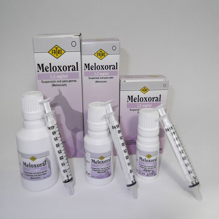 Meloxoral 1,5 mg/ml