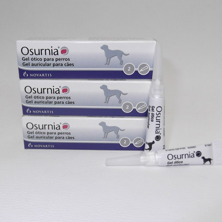 Osurnia Gel 2x1 ml.