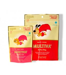 MULTIVA ACTIVE CAT 45chews
