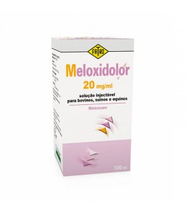 Meloxidolor 20 mg/ml