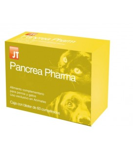 PANCREA PHARMA  60 comp