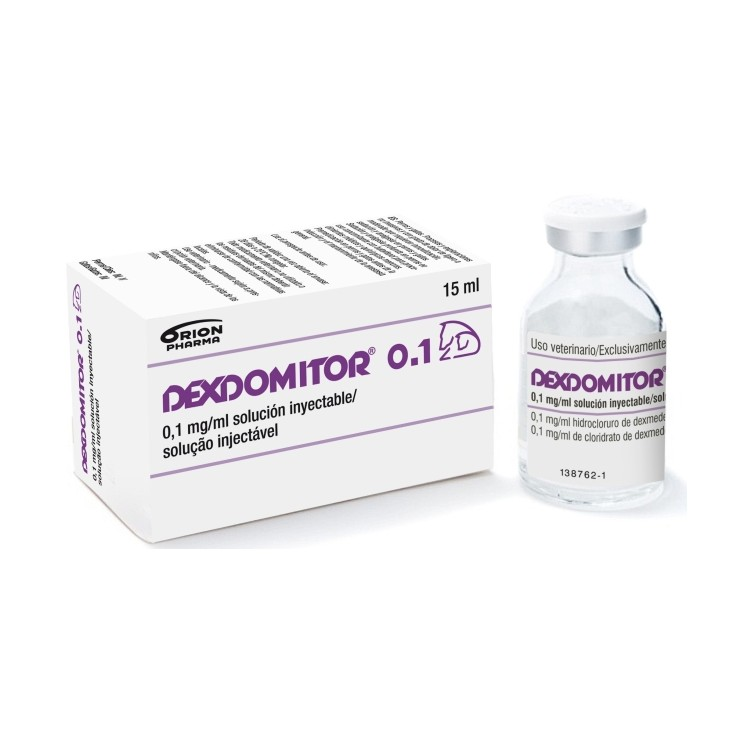 DEXDOMITOR 0,1 mg/ml.